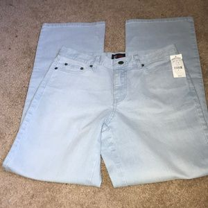 New York and company size 4 in jeans